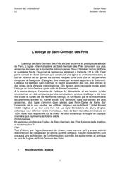 Fichier PDF abbaye de saint germain des pres pdf