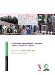 201110 rapport attac sur les banques citoyennes