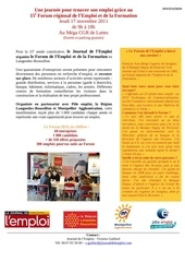 Fichier PDF invitation forum de l emploi