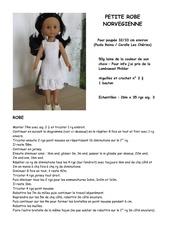 Fichier PDF petite robe norvegienne