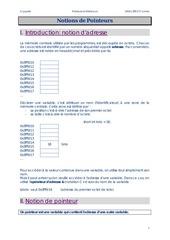 Fichier PDF pointeurs