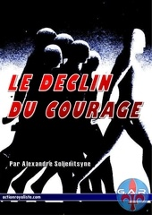 le declin du courage