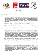 motion du 17 novembre v finale
