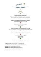 traiteur 2011 2012 pdf