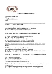 beyound yours eyes