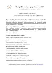 reunion publique economistes atterres 29 novembre