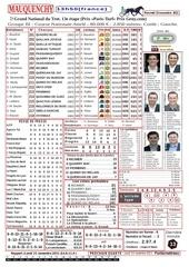 journal turf du mercredi 23 novembre 2011