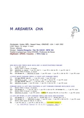 margarita cha