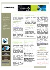new letter la villa des fl 2011