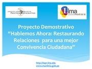 Fichier PDF presentaci n proyecto convivencia ciudadana nov 2011