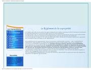 Fichier PDF reglement copropriete