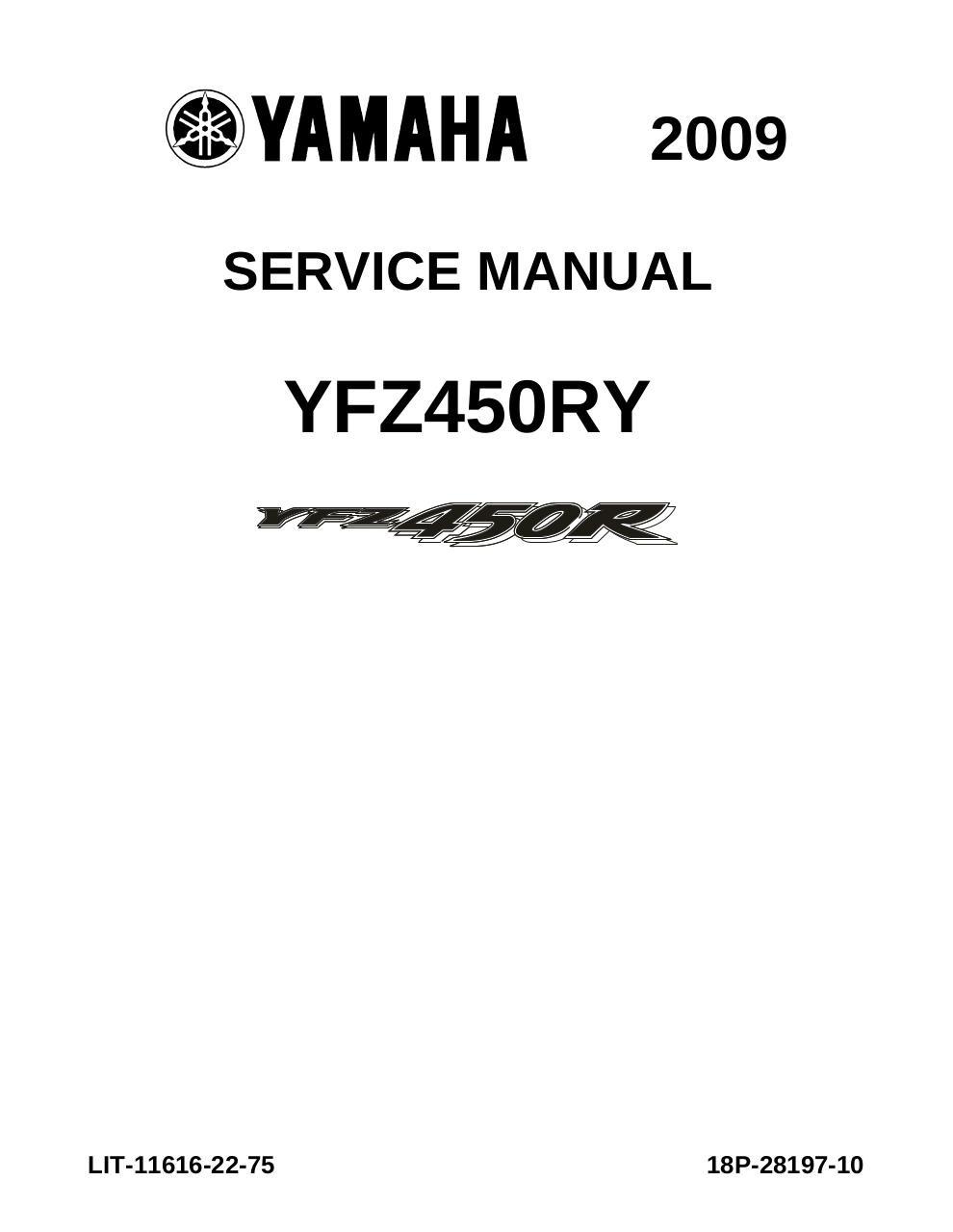 s18p10 yfz450r us print book par dtp5 02 yfz450r service manual 1 rh fichier pdf fr 2009 YFZ450R with Red Frame Yamaha YFZ450R