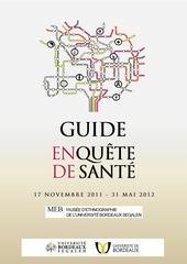 guide de l exposition en quEte de sante meb nov 2011 mai 2012