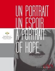 Fichier PDF un portrait un espoir a portrait of hope