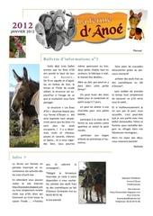 bulletin n 1 janvier 2012 2