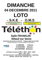 Fichier PDF loto telethon