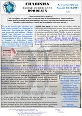 newsletter n 2 culte