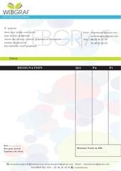 Fichier PDF demande de devis