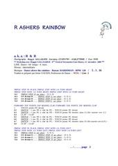 rashers rainbow