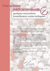 interaction medicamenteuse
