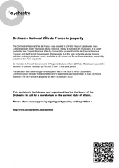 Fichier PDF petition anglais