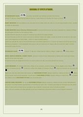 compilation des armes et des competences pour dust tactics