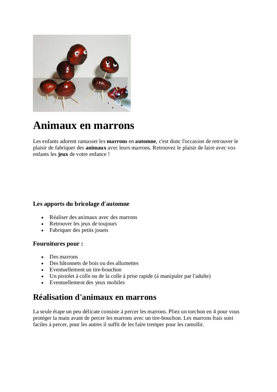 Animaux en marrons.pdf - page 1/2
