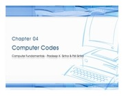 chapter 04 computer codes