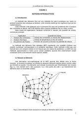 cours mef