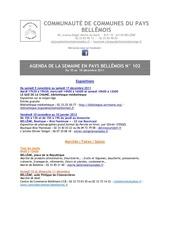 Fichier PDF agenda de la semaine en pays bellemois n 102
