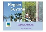 l approche territoriale de l action regionale