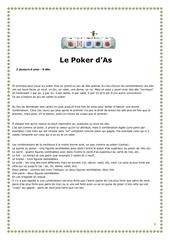 poker d as