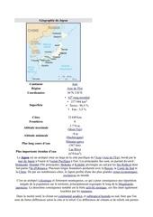 Fichier PDF geographie japon