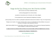 artege stage de ba gua zhang