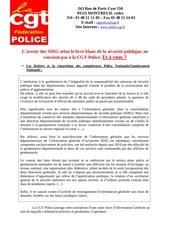 Fichier PDF pdf 18 11 2011 l avenir des sdig selon le livre blanc de la securite publique ne convient pas a la cgt police et a vous