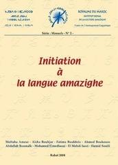 initiation langue amazighe 1