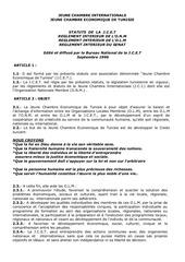 Fichier PDF statut jci