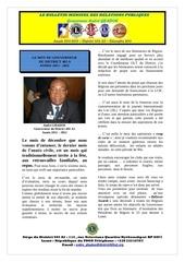 le bulletin du gouverneur decembre 2011
