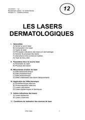 Fichier PDF les lasers
