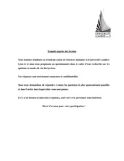questionnaire 3 1