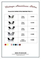Fichier PDF pricelist bel air