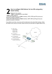 DFL-800_1600_2500-WAN_Failover_using_Policy_Based_Routing.pdf - page 2/11