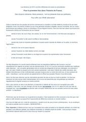plaquette du programme 2012 demosophie