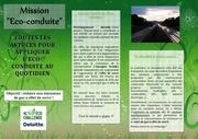 projet eco challenge 2012 parma for maroc leaflet 2