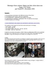 Fichier PDF tutoriel montage alpine