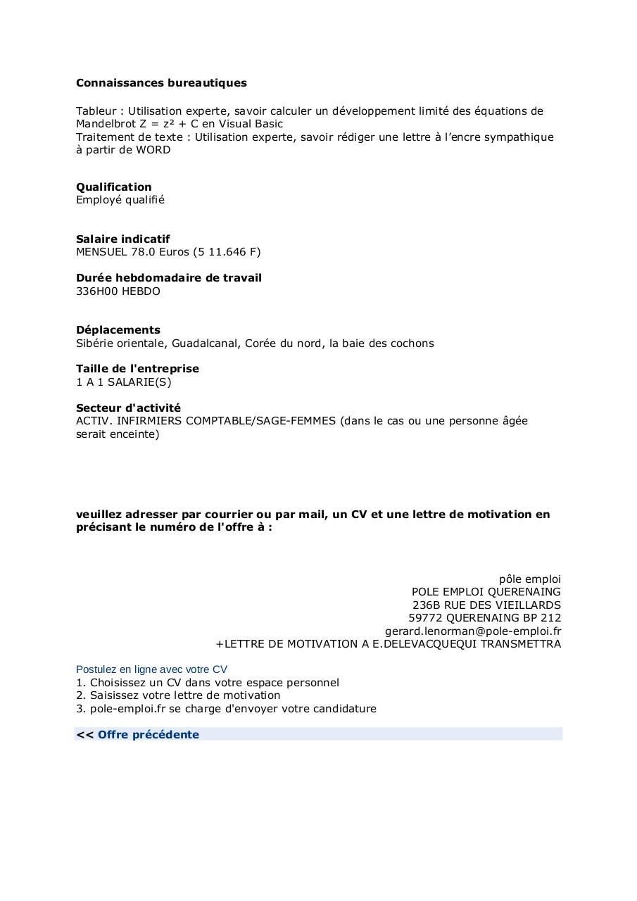 pole emploi pdf par faitgherbi