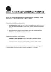 Fichier PDF accrochage decrochage antenne radio u
