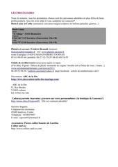 les prestataires pdf