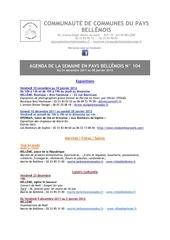 Fichier PDF agenda de la semaine en pays bellemois n 104