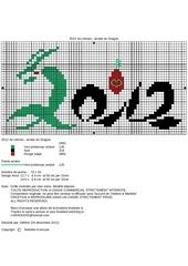 2012 an chinois du dragon